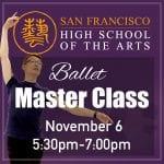 nov 6 Master class