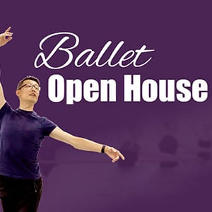 Ballet Open House & Free Master Class (May 1st) @ SF High School of the Arts