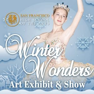 Winter Recital & Art Exhibit @ Herbst Theatre